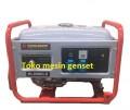 JUAL HIGHLANDER 4 Stroke Genset HL-4500 LX MURAH